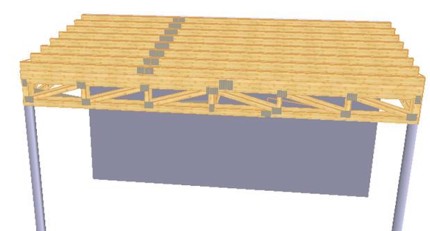 planseu din lemn