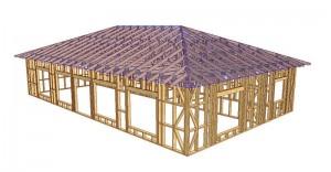 Proiectare case lemn Constanta