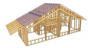 Proiectare case lemn Campia Turzii