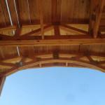 Mansarda din lemn open space Snagov 11