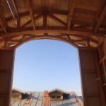 Mansarda din lemn open space Snagov 12