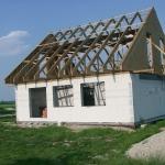 mansarda lemn prefabricata