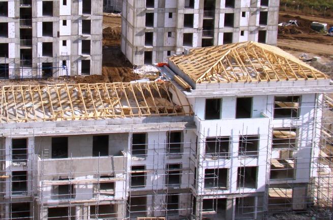 sarpante prefabricate ansamblu rezidential