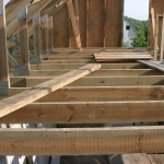 structura lemn prefabricata